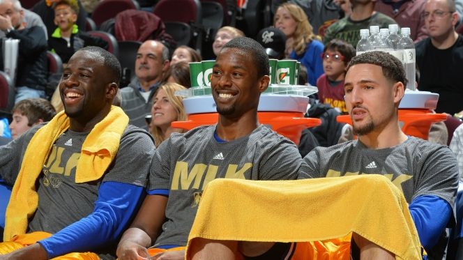 Harrison Barnes - Jesse D. Garrabrant/Getty Images