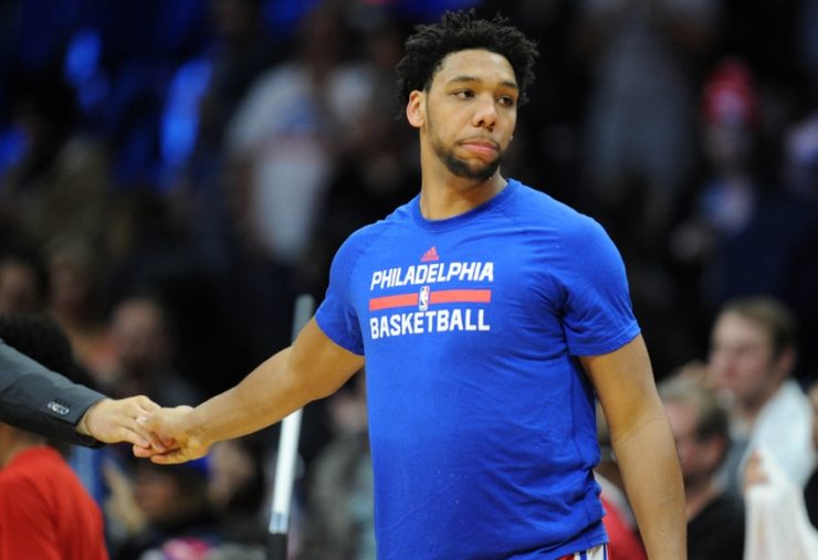 Jahlil Okafor - Gary A. Vasquez-USA TODAY Sports