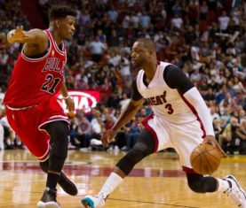 Jimmy Butler - Steve Mitchell-USA TODAY Sports