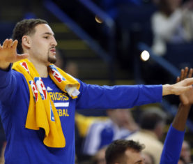 Klay Thompson - Ray Chavez/Bay Area News Group