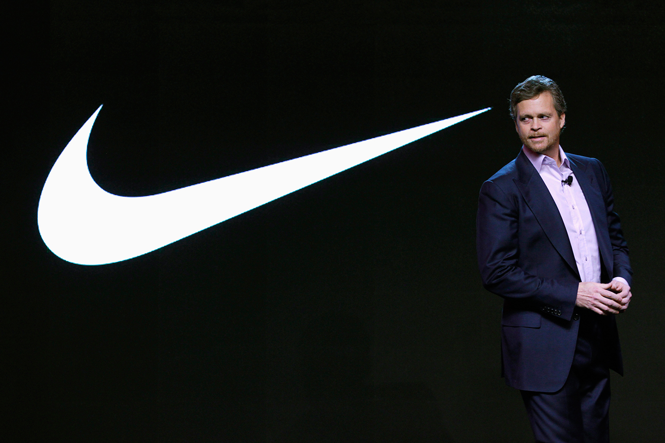 nike s mark parker Nike inc president, ceo, and chairman of the board mark parker shares his thoughts on why the nike cross nationals event is special to him video by dylan s.