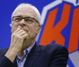 Phil Jackson - AP PHOTO/JULIE JACOBSON