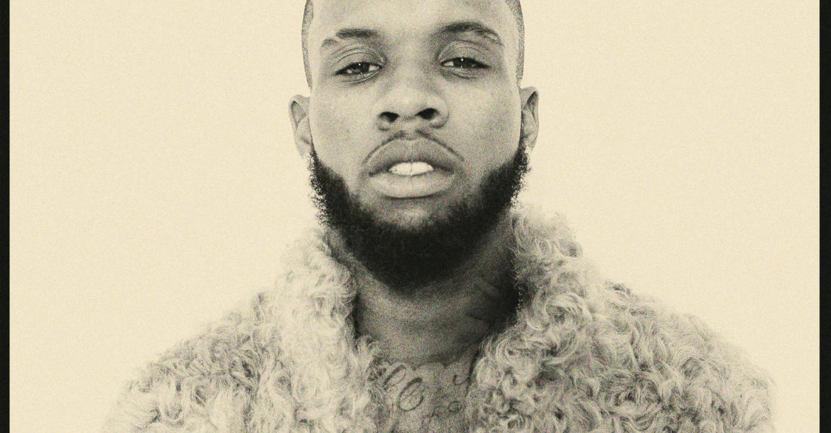 Tory Lanez I Told You Album Cover