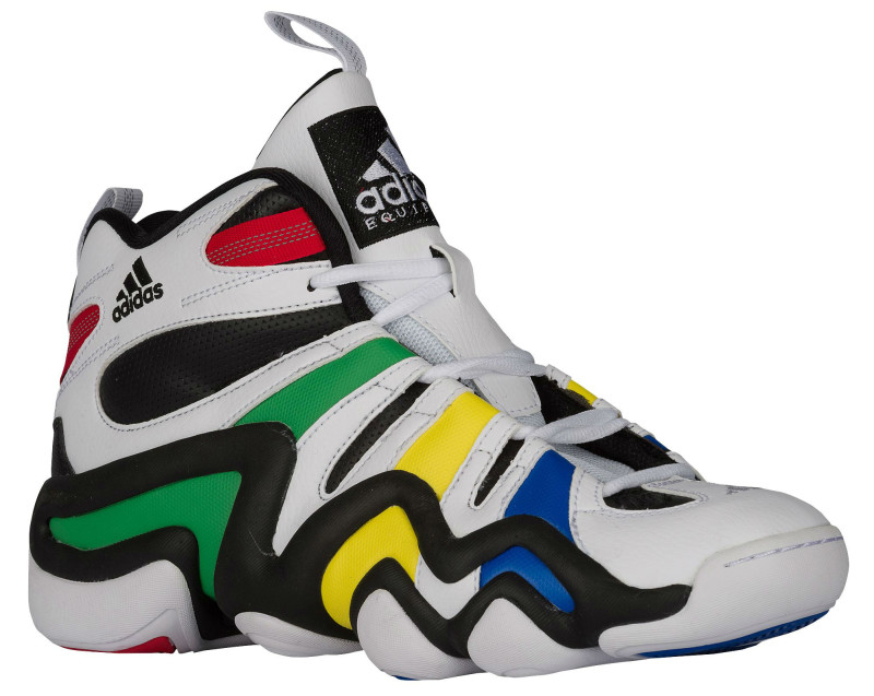 official photos 44268 bd15a adidas Crazy 8  Olympics  is Ready for Rio