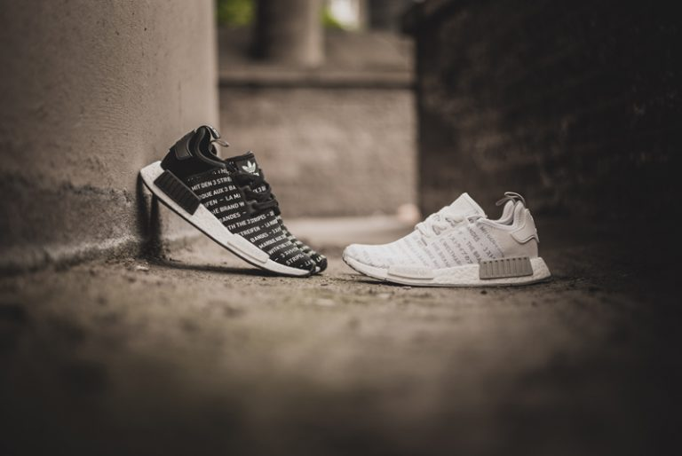 adidas NMD 'Brand With The 3 Stripes