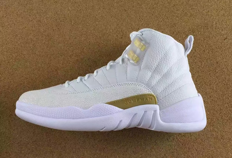 c35a14f23357c1 White Air Jordan 12 OVO Expected To Debut Soon