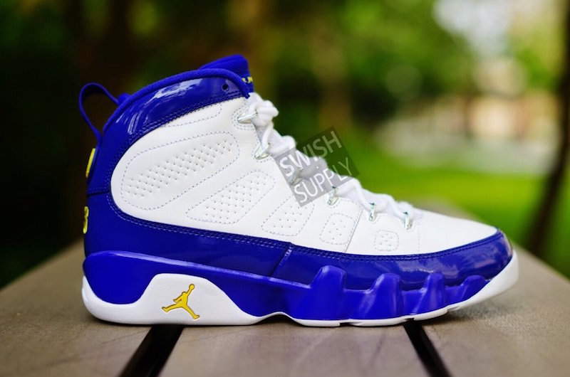 64dffb148cb4 Air Jordan 9 Retro  Kobe Bryant  Receives Detailed Pictures