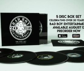 Bad Boy 20th Anniversary Box Set