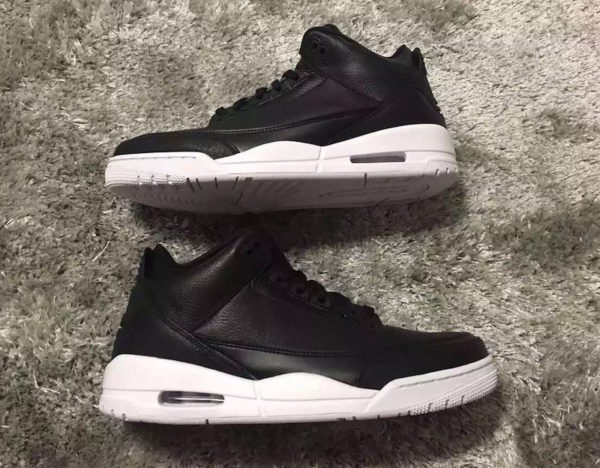 new styles 5eda1 75df4 ... black-white-air-jordan-3-retro-cyber-monday- ...