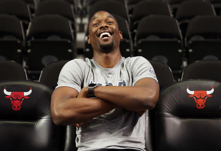 Harrison Barnes (Terrence Antonio James / Chicago Tribune)