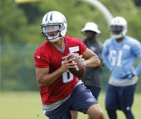 Tennessee Titans Rookie practice at Saint Thomas Sports Park in Nashville, Tenn. on May 15 2015. Photos by Donn Jones Photography