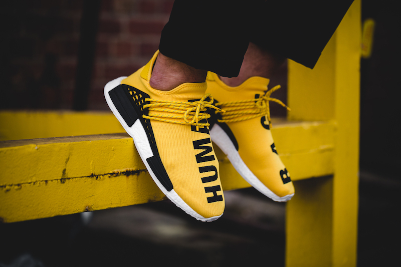 best website 2fe3d 0beb7 adidas NMD 'Human Race' by Pharrell Williams Release Details ...