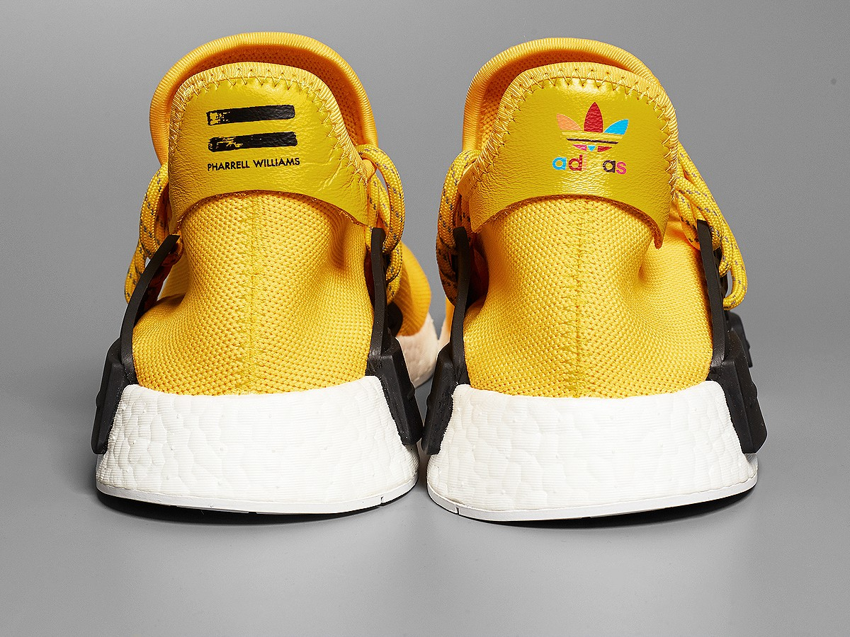 best loved f044a 93577 pharrell williams human race nmd
