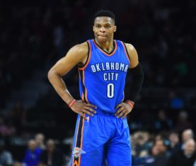 Russell Westbrook (Tim Fuller-USA TODAY Sports)