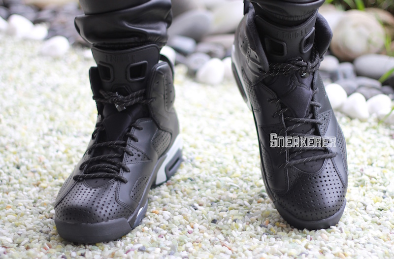 the best attitude a839c a7042 ... Air Jordan 6 Retro Black Cat 3 ...