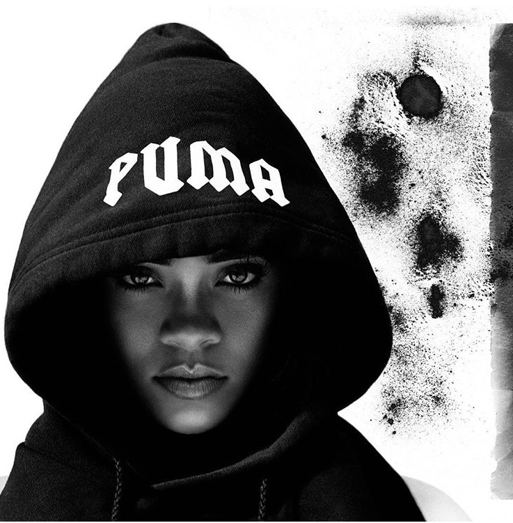 Fenty x Puma Fall/Winter 2016 Collection