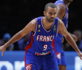 Tony Parker (GWENDOLINE LE GOFF/PANORAMIC/ICON SPORTSWIRE)