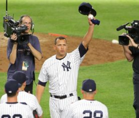 Alex Rodriguez (Andy Marlin-USA TODAY Sports)