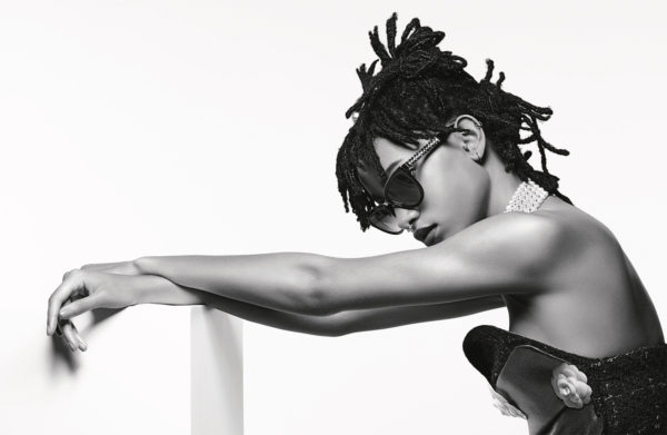 Willow Smith for Chanel