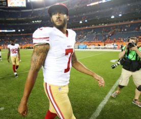 Colin Kaepernick (Chris Humphreys / USA TODAY Sports)