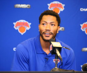 Derrick Rose (Photo by Nathaniel S. Butler/NBAE via Getty Images)