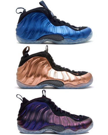 the best attitude 8f40c 9e183 Nike Air Foamposite One  Royal ,  Eggplant     Copper  to Return in 2017