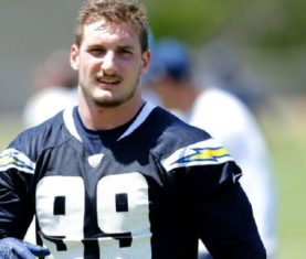 Joey Bosa (AP Photo/Gregory Bull)