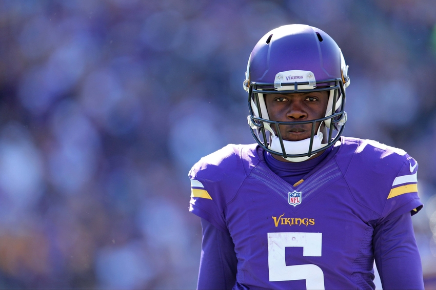 Vikings' Teddy Bridgewater Suffers Complete ACL Tear | Def Pen