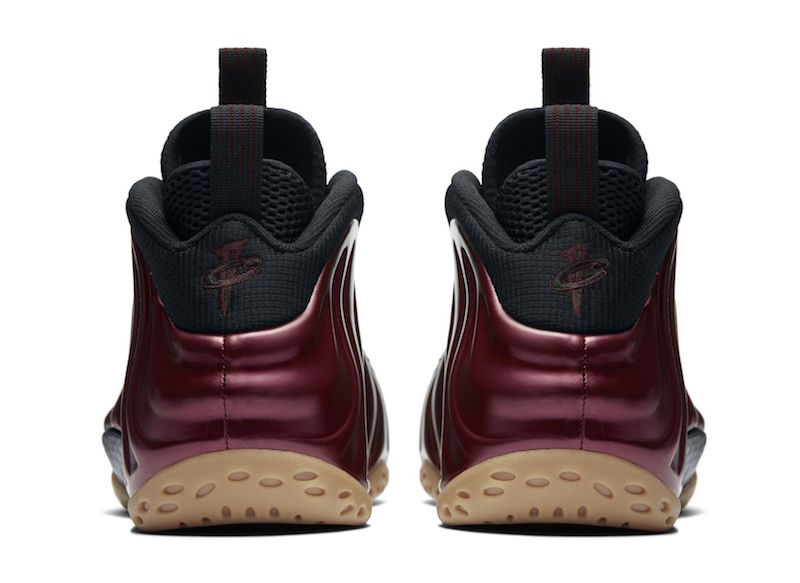 ce07b6037165 Nike Air Foamposite One  Maroon  Is Set To Release This October ...