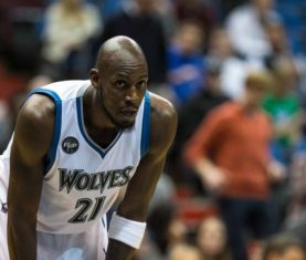 Kevin Garnett (Brace Hemmelgarn-USA TODAY Sports)