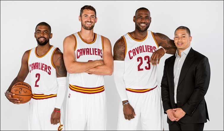 Cleveland Cavaliers Received Call From League Office After