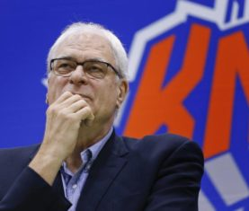 Phil Jackson (JULIE JACOBSON/AP)