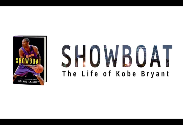 Rolan Lazenby's new Book, 'Showboat: The Life of Kobe Bryant (Youtube)