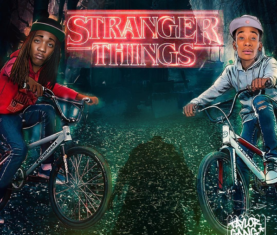 Wiz Khalifa ft. J.R. Donato - Stranger Things