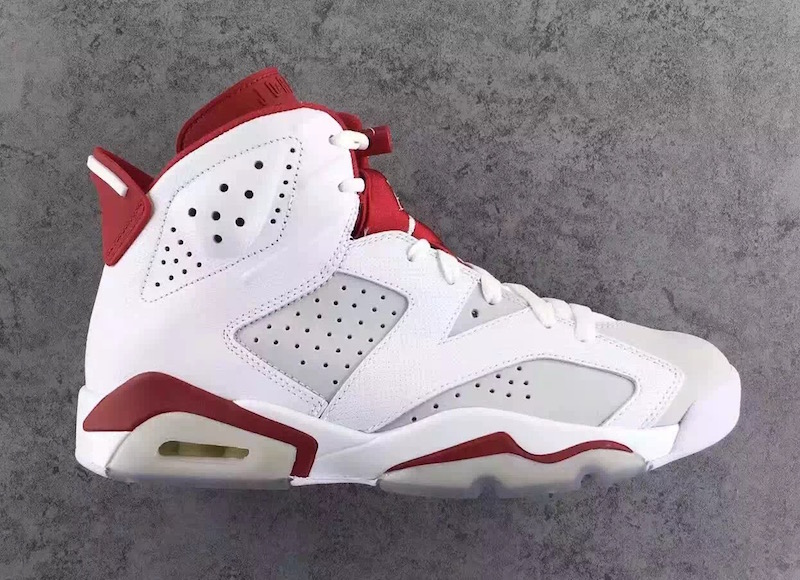 dde1a1cb777ca3 Detailed Pictures of Air Jordan 6 Retro  Alternate  Releasing March ...