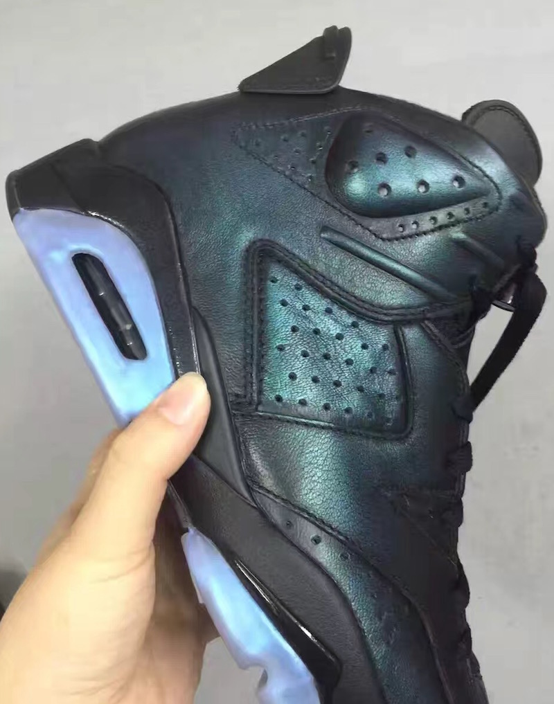 hot sale online a9c73 ad6d2 Air Jordan 6 Retro 'Chameleon' Expected To Release February 2017