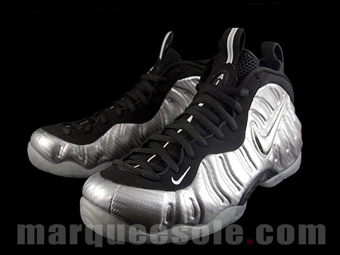 fdc751cf54406 New Pictures of Nike Air Foamposite Pro  Silver Surfer  - March 2017 ...