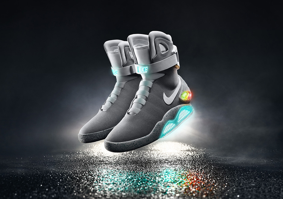 huge discount 423a8 148dc Nike Mag Release Details Officially Unveiled