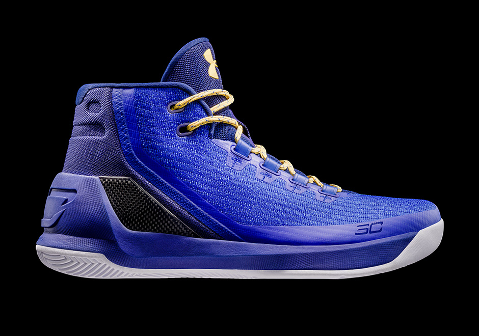 d6517f645cd7 Under Armour Curry 3 Officially Unveiled