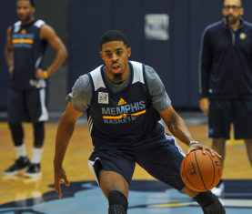 D.J. Stephens (Justin Ford/Grizzlies.com)