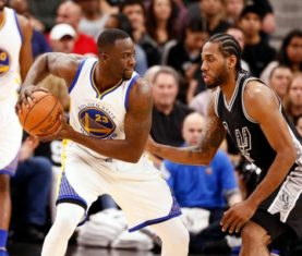 Kawhi Leonard Defends Draymond Green (Soobum Im-USA TODAY Sports)