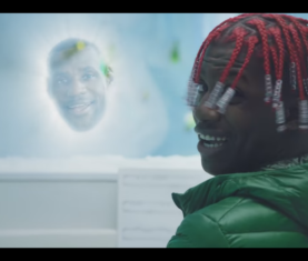 LeBron James and Lil Yachty (Sprite / YouTube)