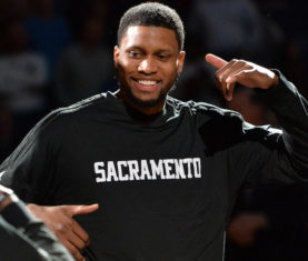 Rudy Gay(AP Photo/Brandon Dill)