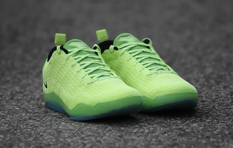 7a28060ebd4b Nike Kobe 11 Elite Low  Ghost of Christmas Past  Releases Christmas ...