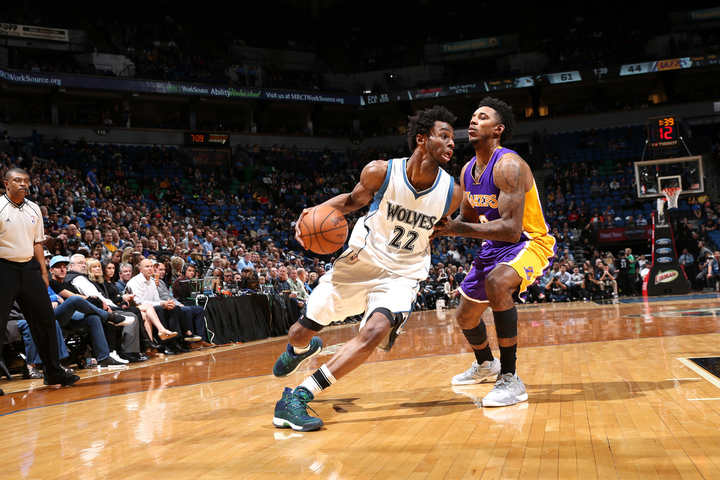 Andrew Wiggins Scores Career-High 47 In Win over Lakers ...