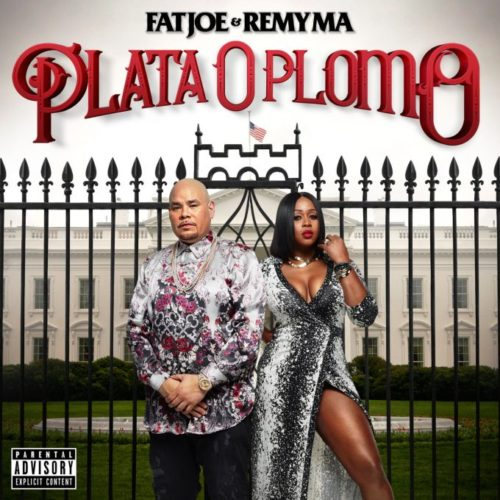 Fat Joe Remy Ma Plata O Plomo Album Cover Tracklist
