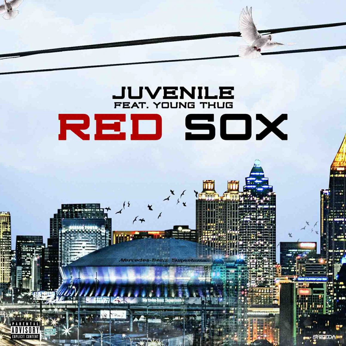 Juvenile Young Thug Red Sox