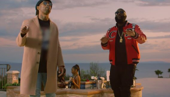 Rick Ross Ty Dolla Sign I Think She Like Me Music Video