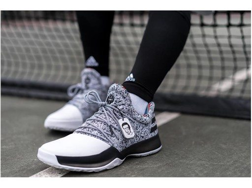reputable site 116f9 c5e9f The first to unveil their Black History Month collection the folks at the  three stripes have officially unveiled their adidas Arthur Ashe Basketball  ...