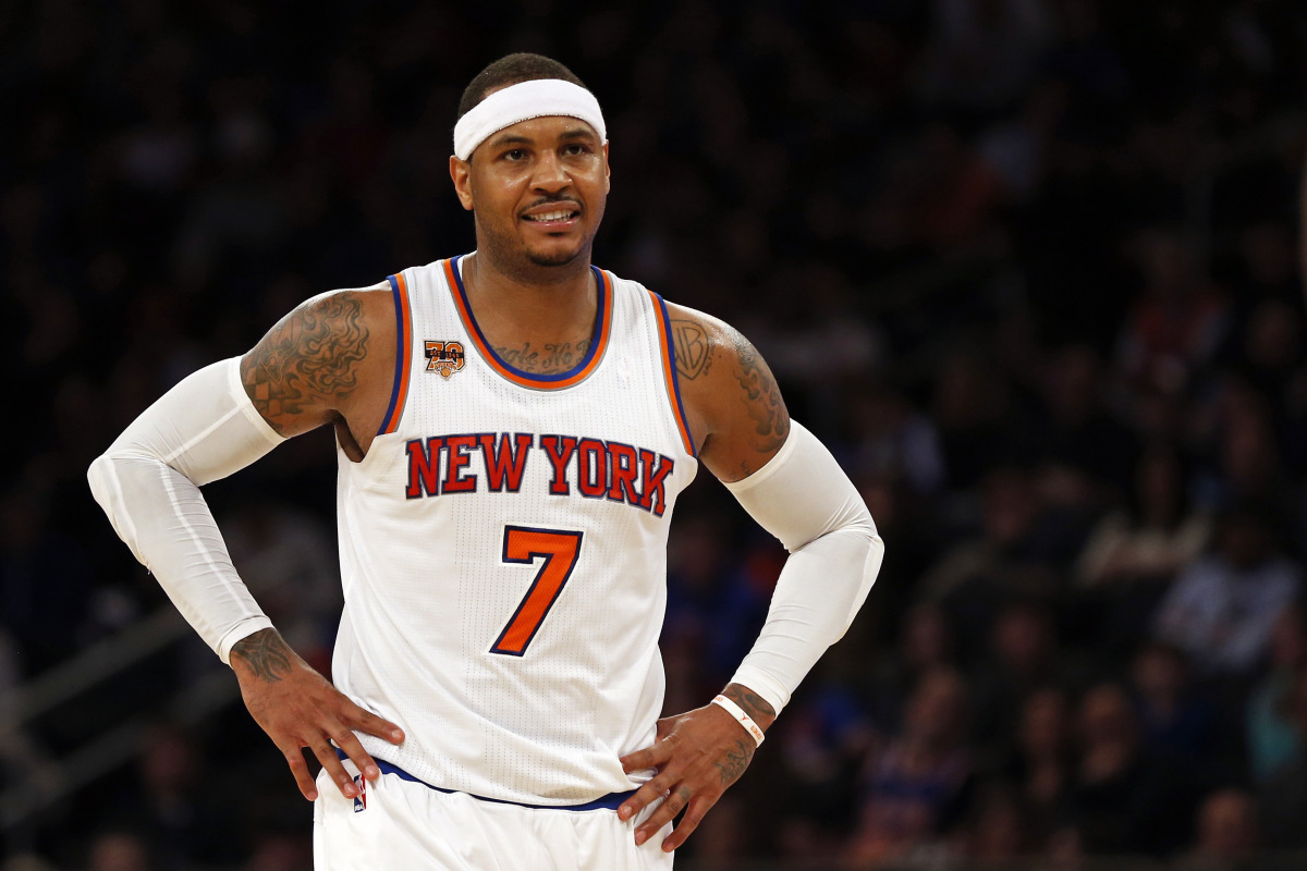 carmelo anthony - photo #23